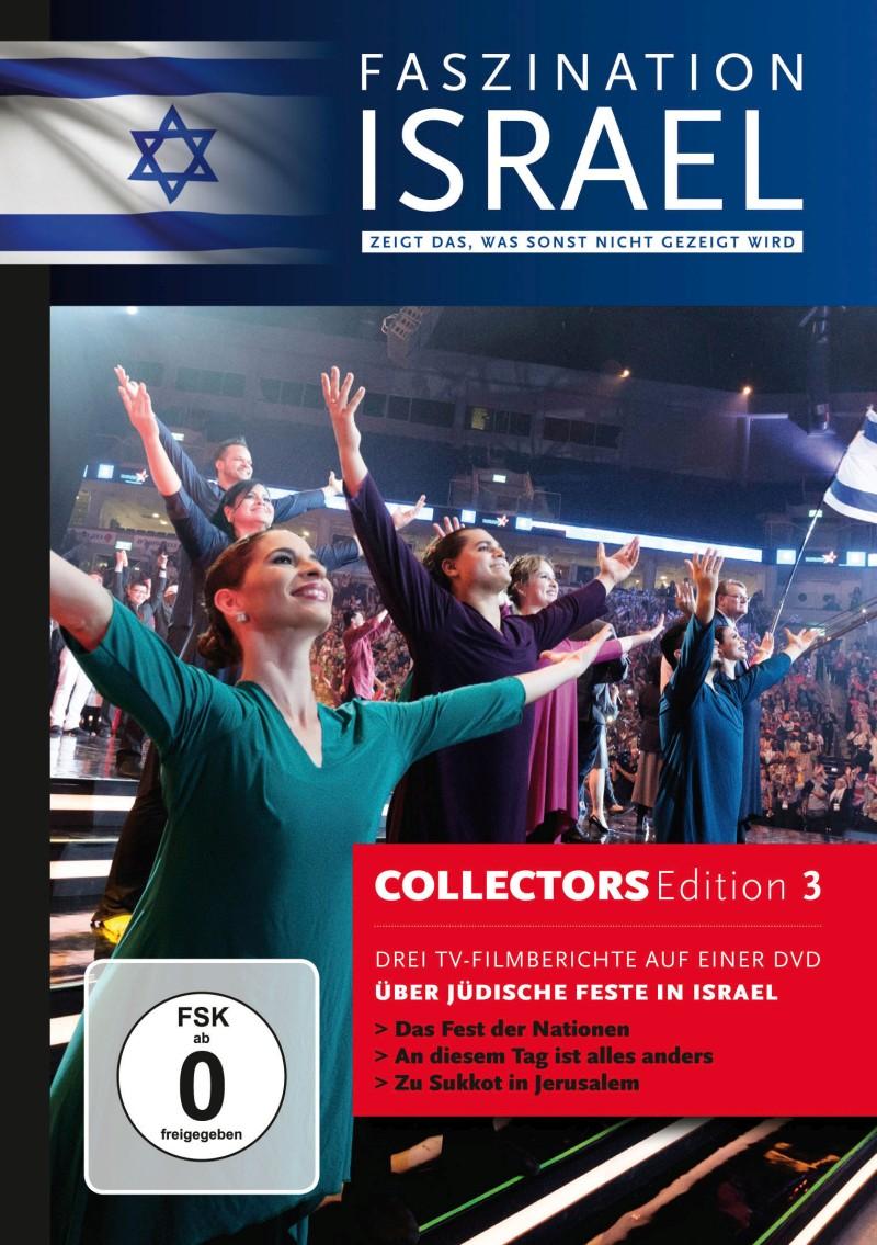 Faszination Israel - Über die Feste in Israel
