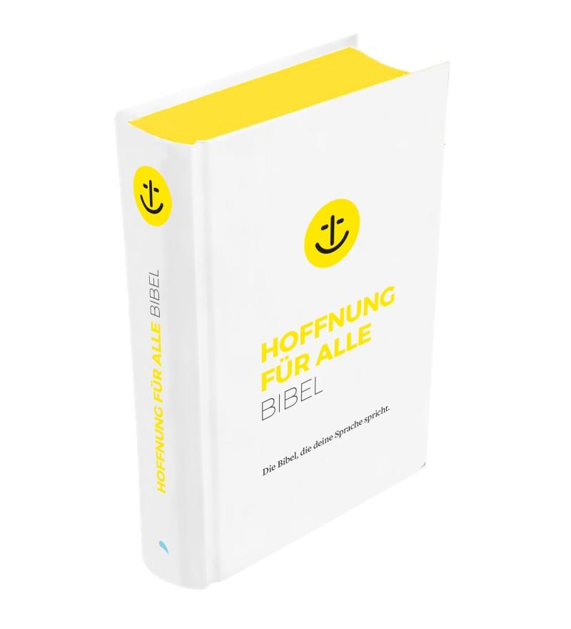 """Hoffnung für alle """"White Hope Edition"""" - Mittelformat"""