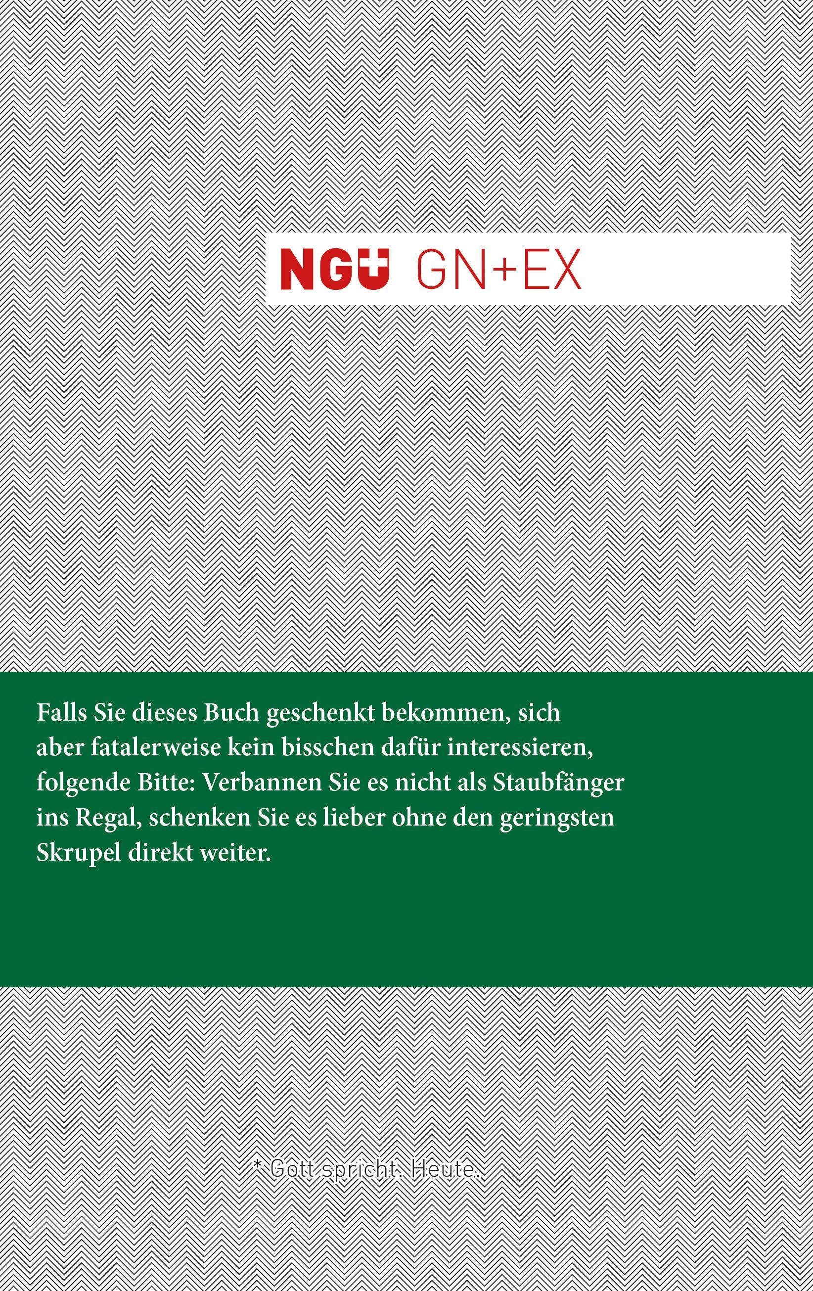 Neue Genfer Übersetzung - Genesis und Exodus