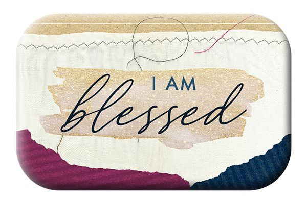 Magnet - Blessed