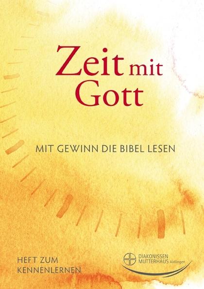Zeit mit Gott - Heft zum Kennenlernen