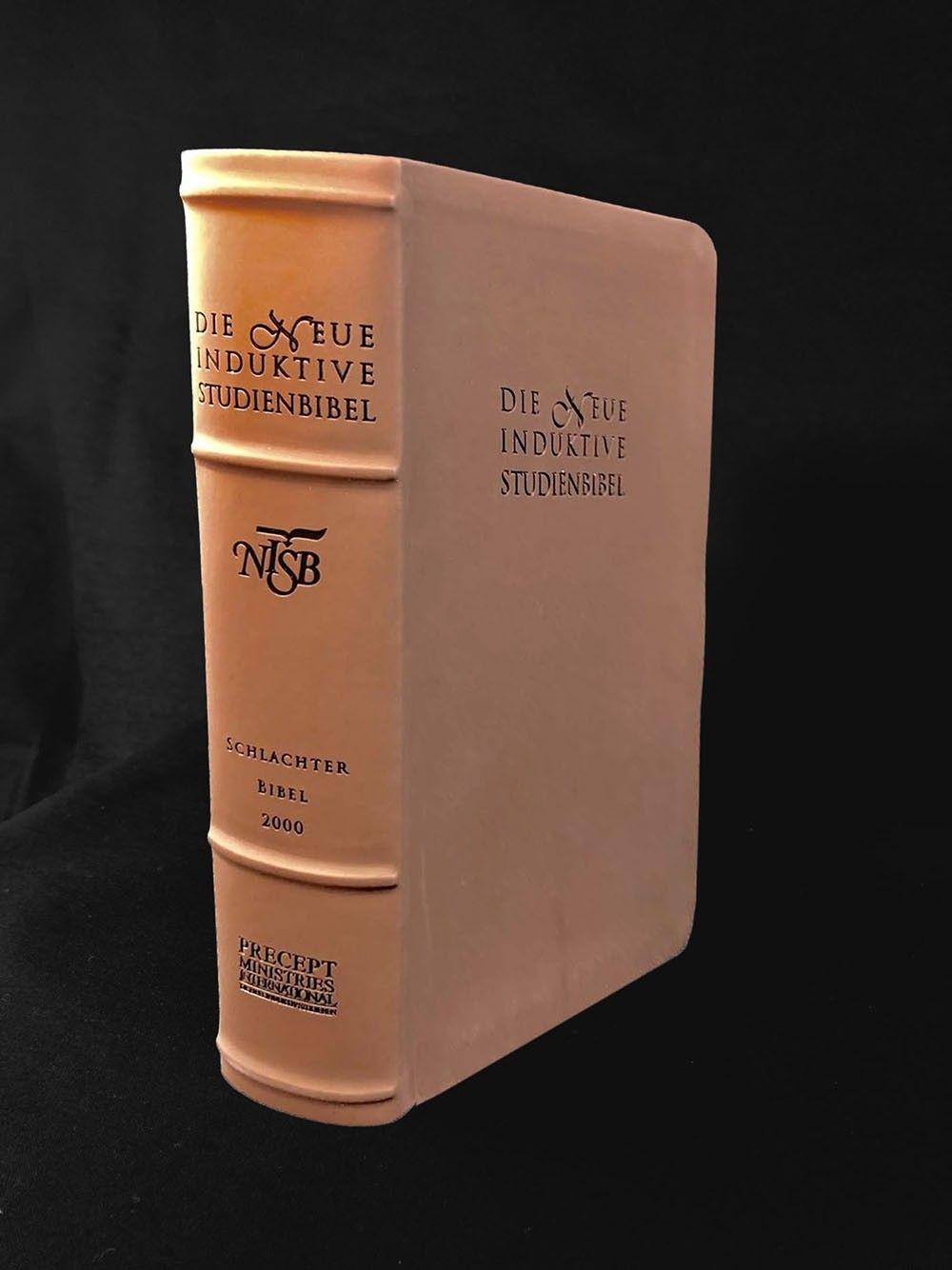 Die Neue Induktive Studienbibel - Schlachter