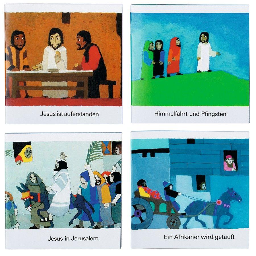Was uns die Bibel erzählt - Paket NT 4
