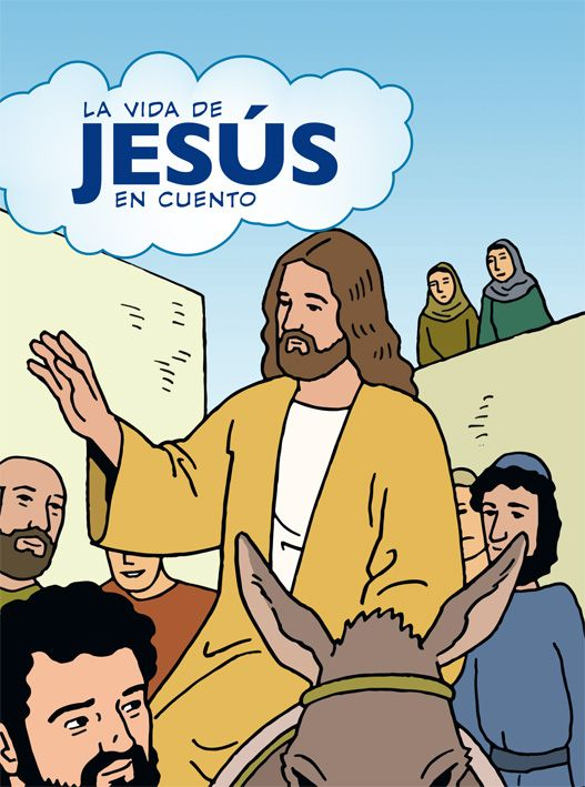 The Jesus Storybook - spanisch