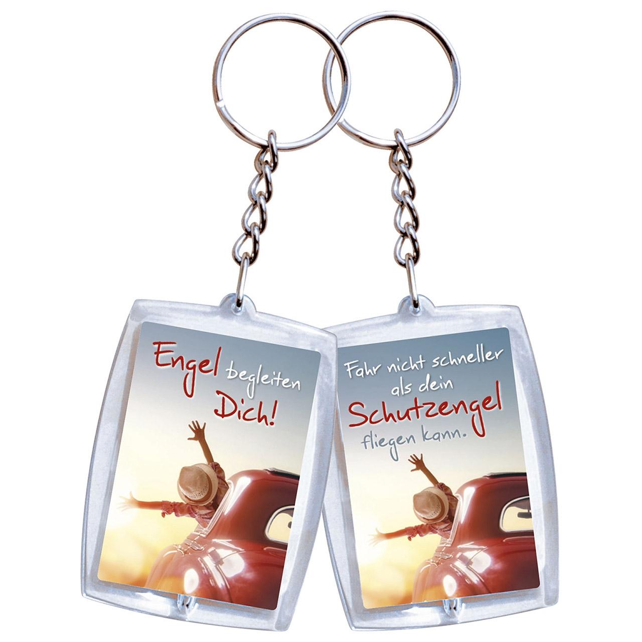 Schlüsselanhänger: Engel begleiten dich!