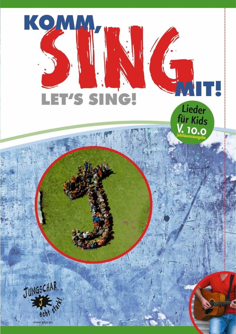Komm, sing mit!  - Textausgabe