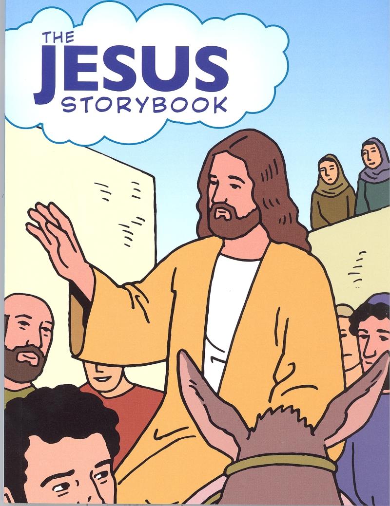 The Jesus Storybook - englisch