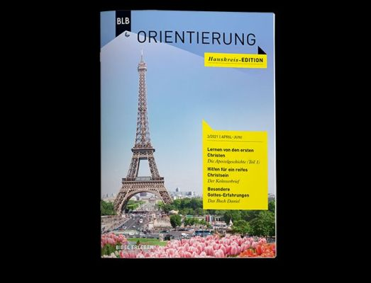 Orientierung Hauskreis Edition 2.Quartal 2022