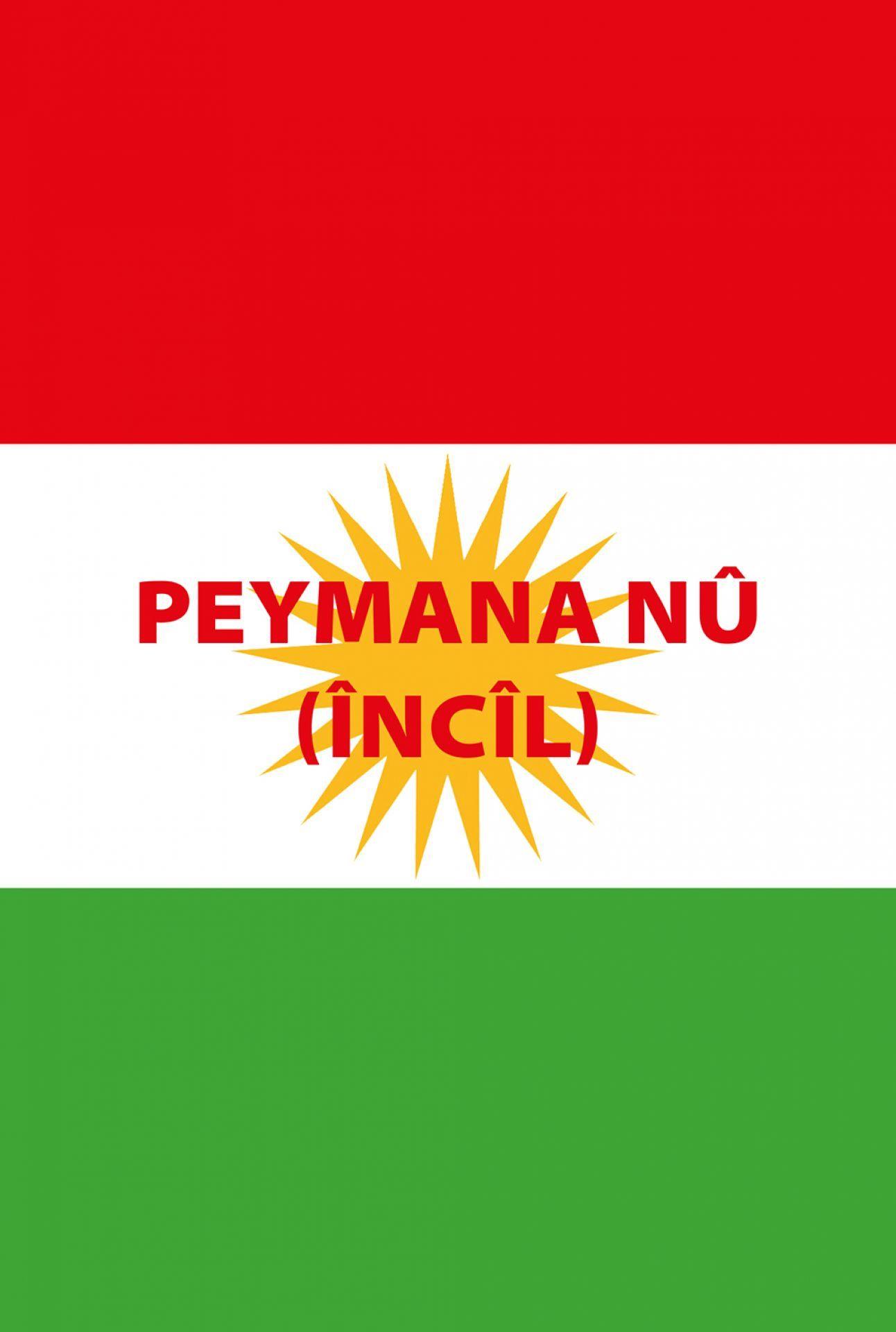 Neues Testtament - kurdisch (Kurmandschi)