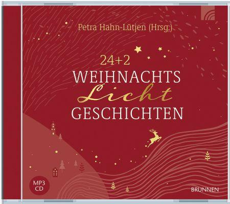24+2 WeihnachtsLichtGeschichten - Hörbuch