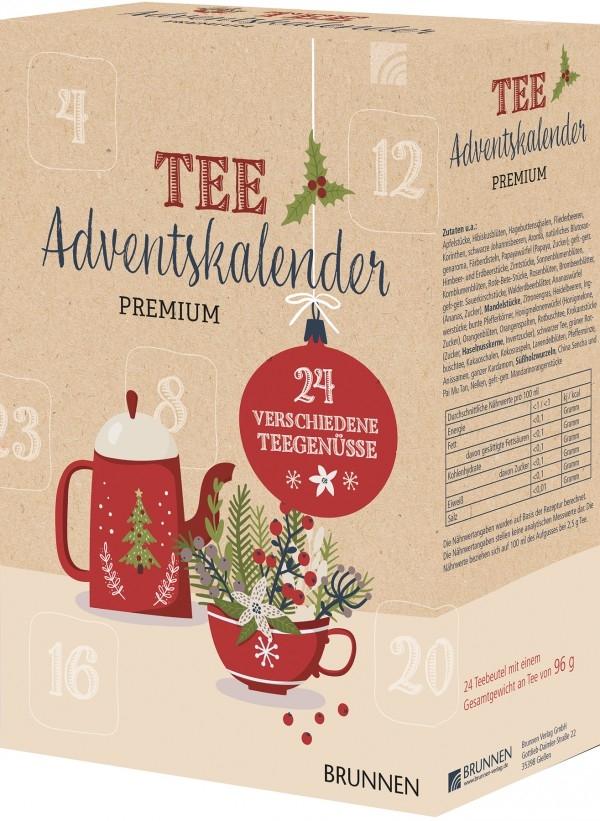 Tee-Adventskalender 2020 - Motiv Kanne