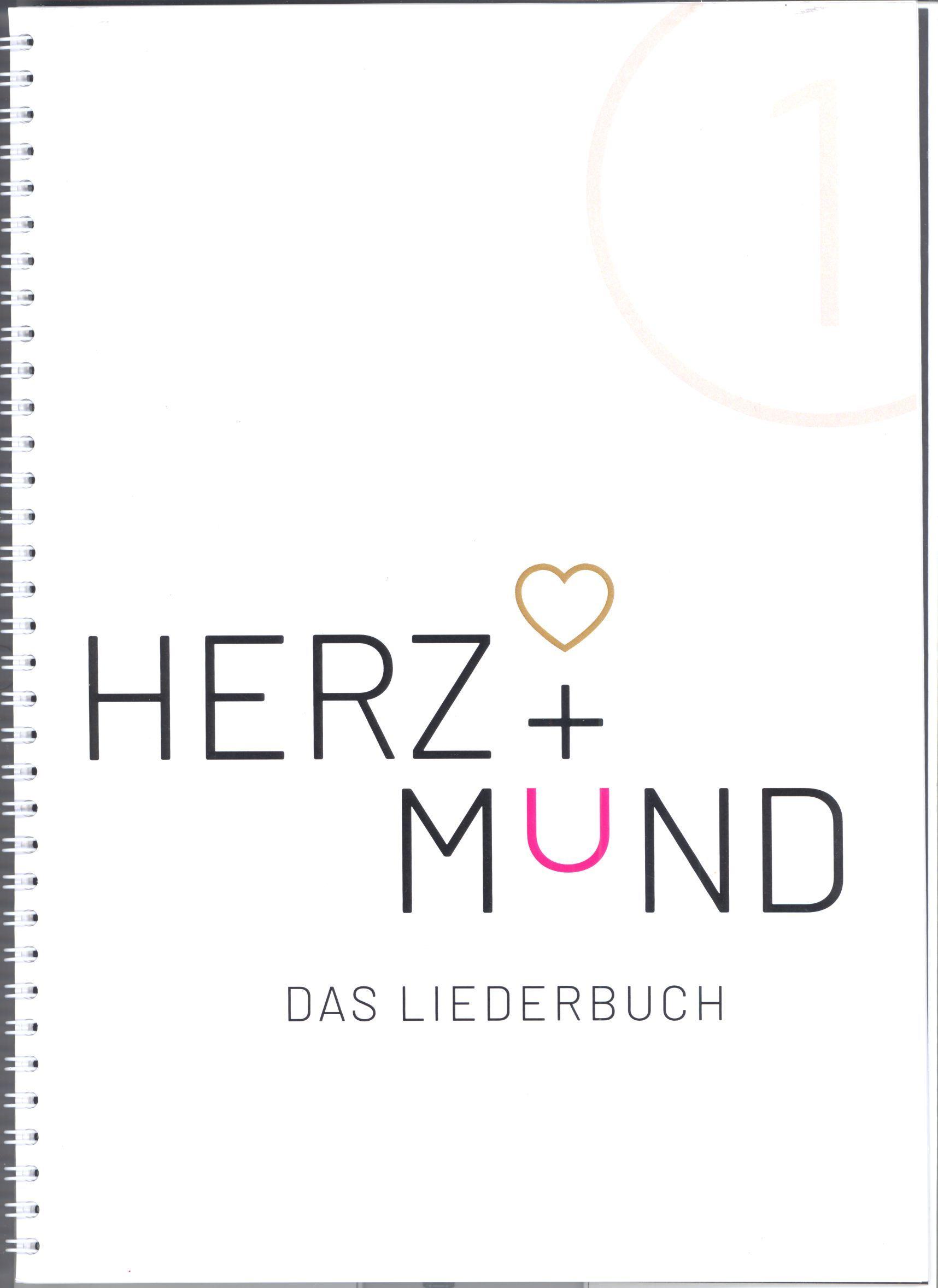 Herz + Mund 1 - Das Liederbuch