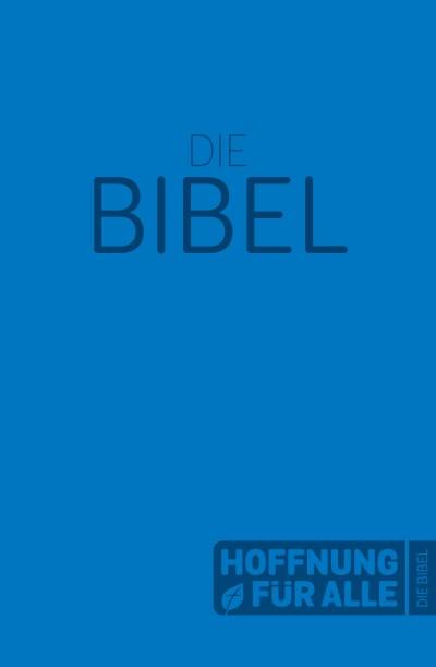 Hoffnung für alle Softcover-Edition (Blau)