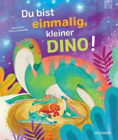 Du bist einmalig, kleiner Dino!