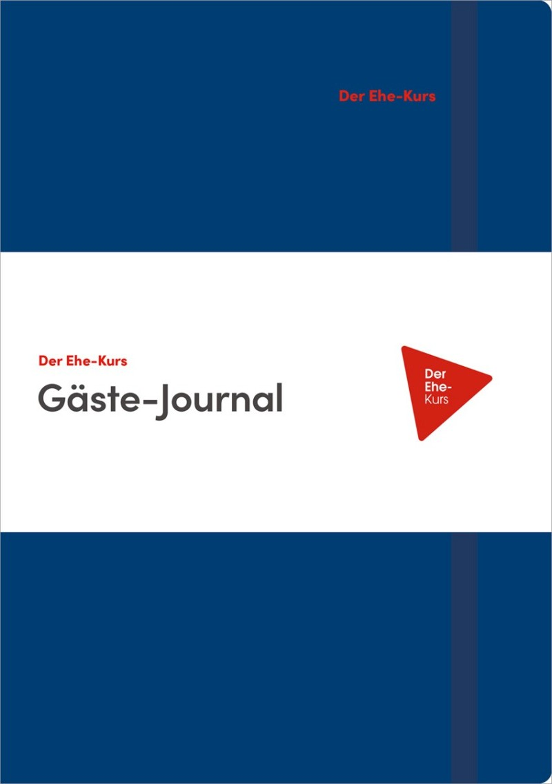 Der Ehe-Kurs - Gäste-Journal