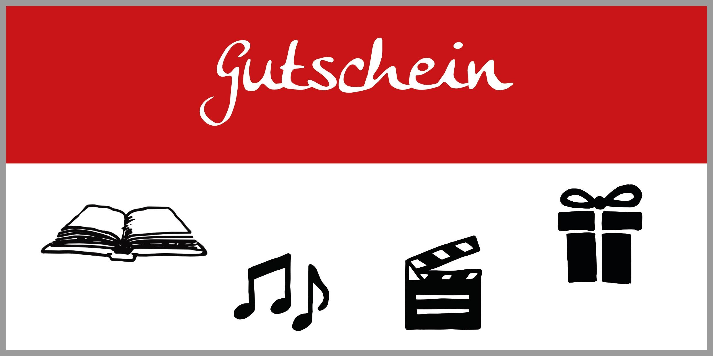 Geschenk Gutschein CVJM-MEDIEN