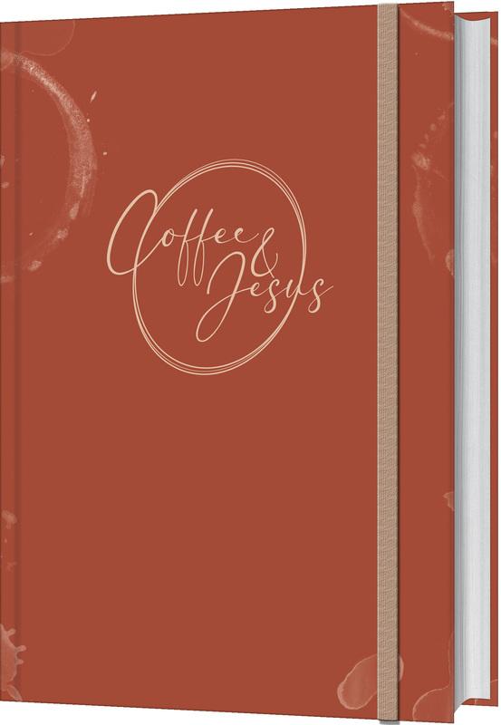 "Notizbuch ""Coffee and Jesus"""