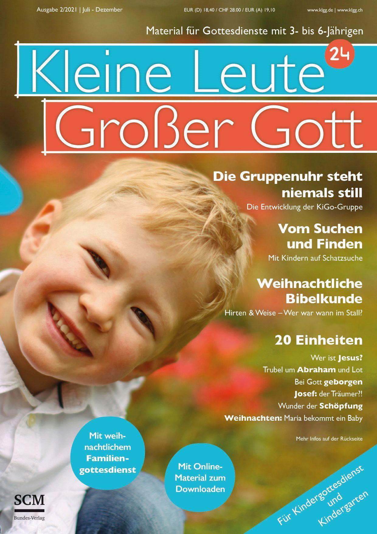 Kleine Leute - Großer Gott 02/2021