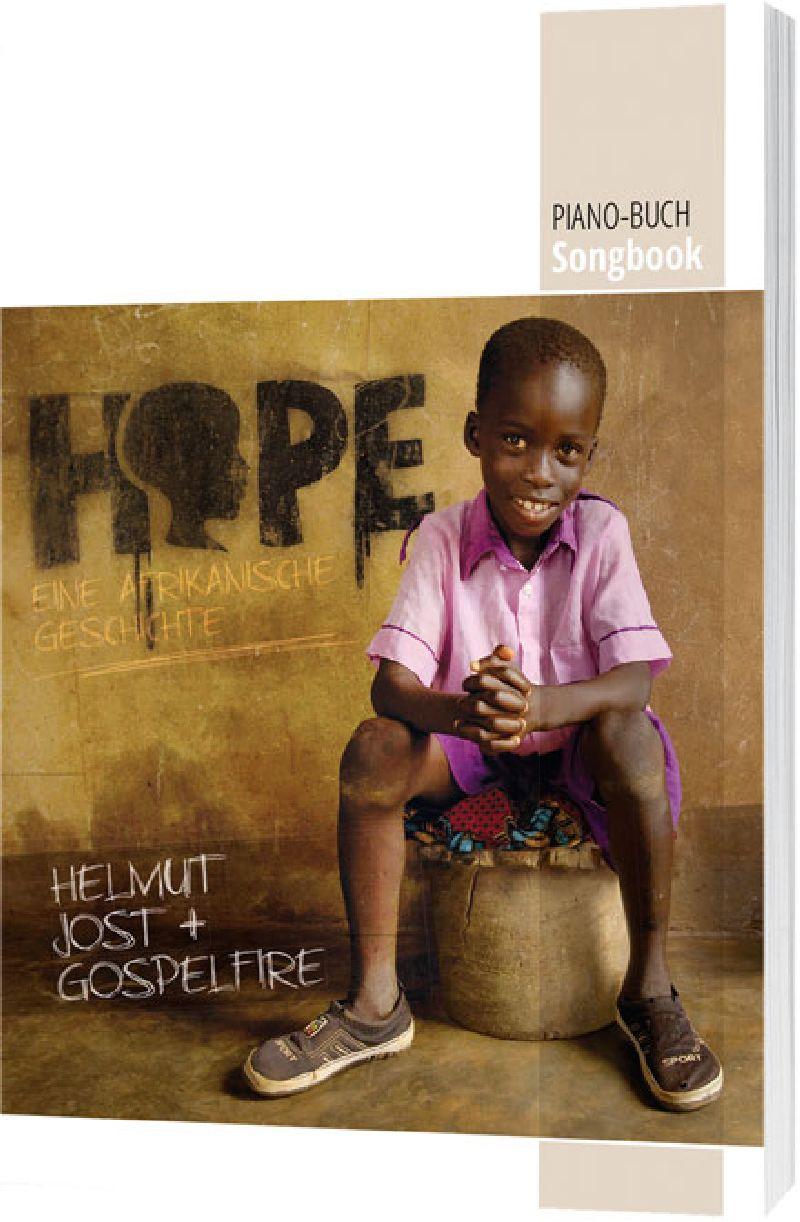 Hope - Eine afrikanische Geschichte - Pianobuch