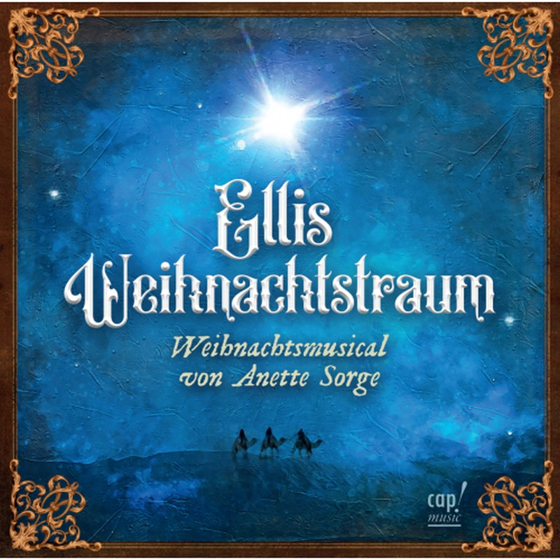 Ellis Weihnachtstraum - Liederheft
