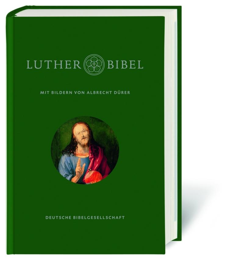 Lutherbibel 2017 mit Bildern von Albrecht Dürer