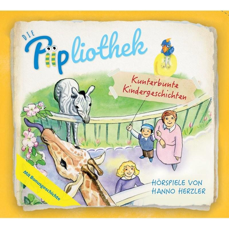 Die Piipliothek - MP3 CD