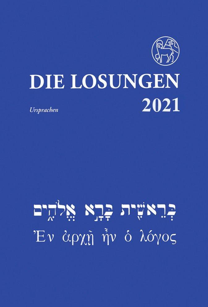 Losungen in der Ursprache 2021