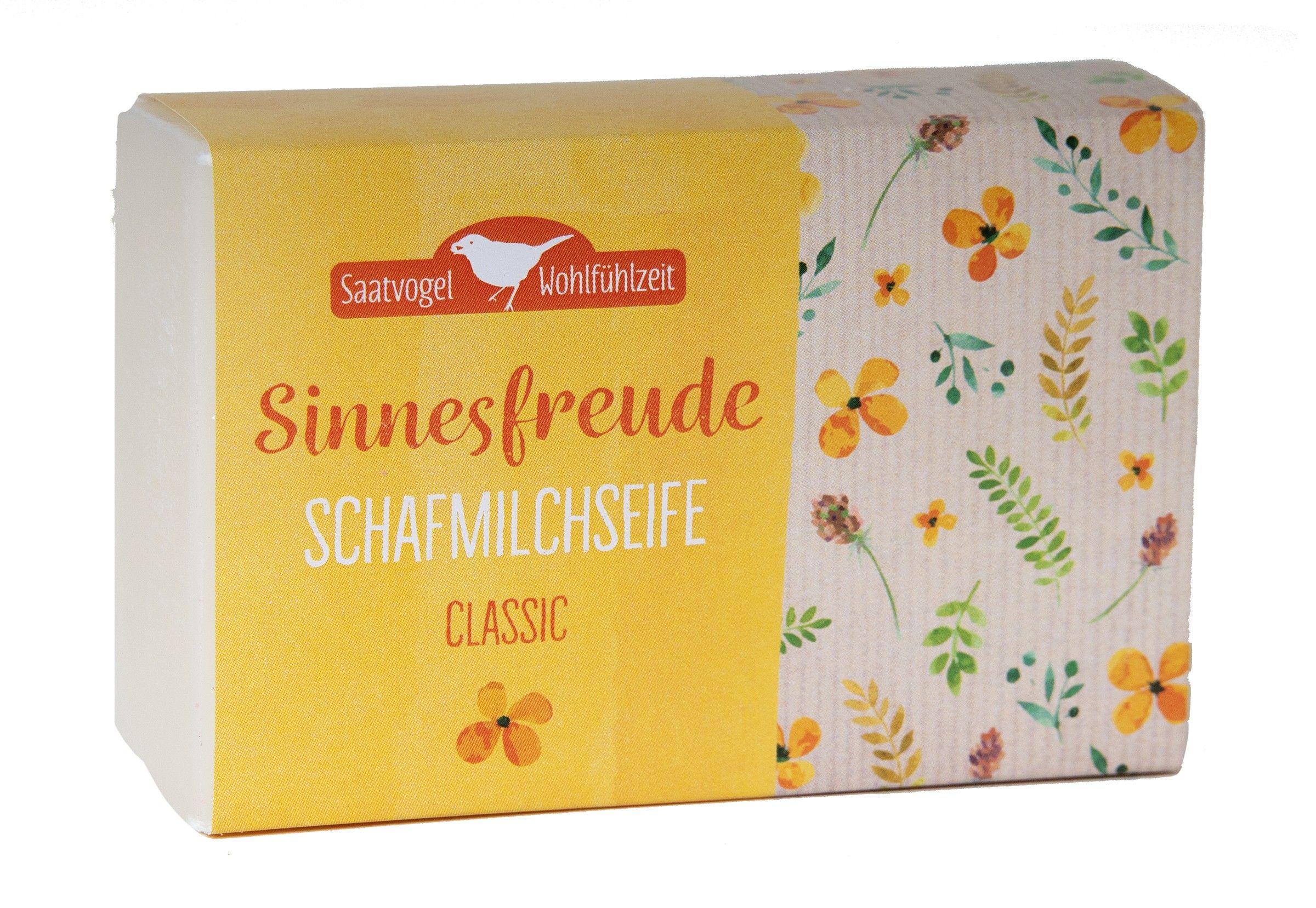 Schafmilchseife Sinnesfreude - Classic