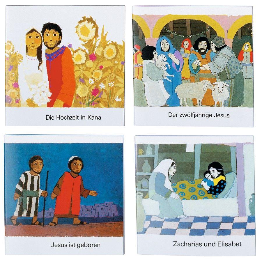 Was uns die Bibel erzählt - Paket NT 1