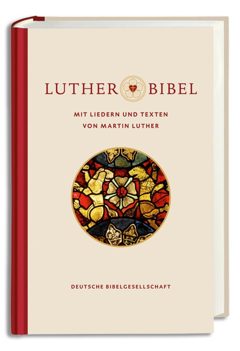 Luther 2017 mit Liedern und Texten