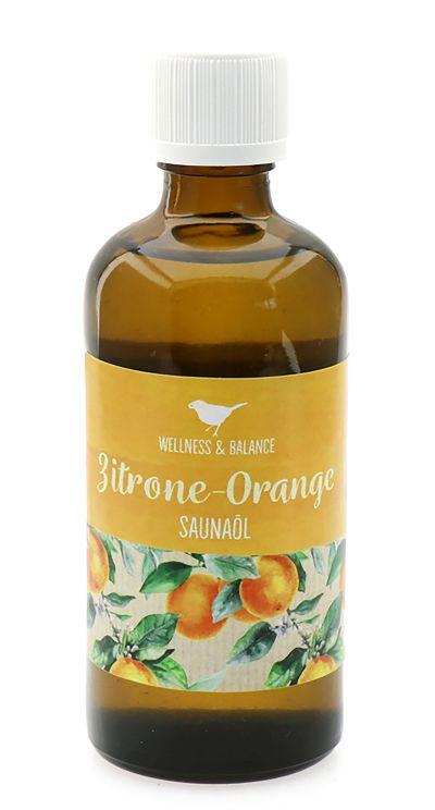 Saunaöl - Zitrone-Orange