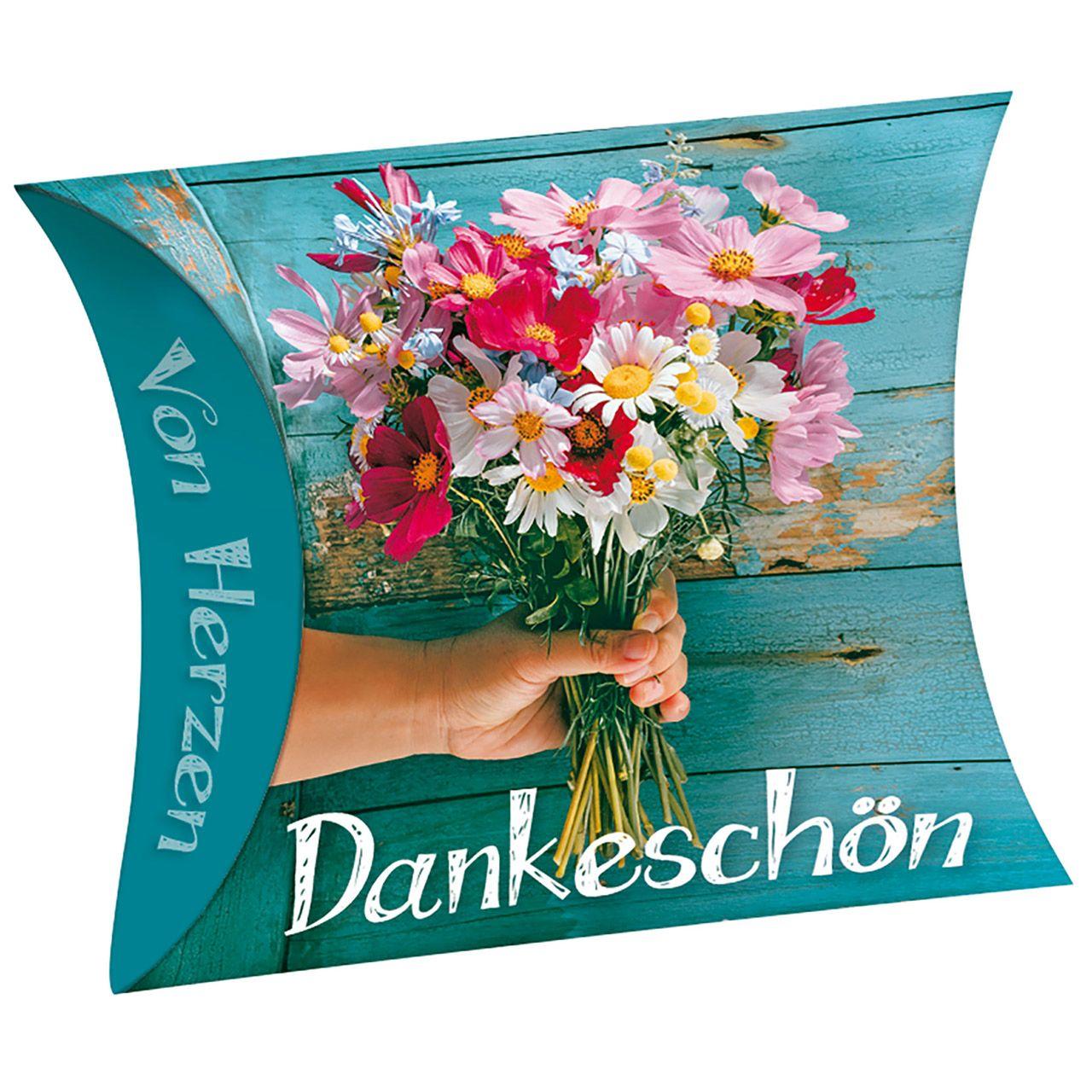 """Schafmilchseife Herz """"Dankeschön"""""""