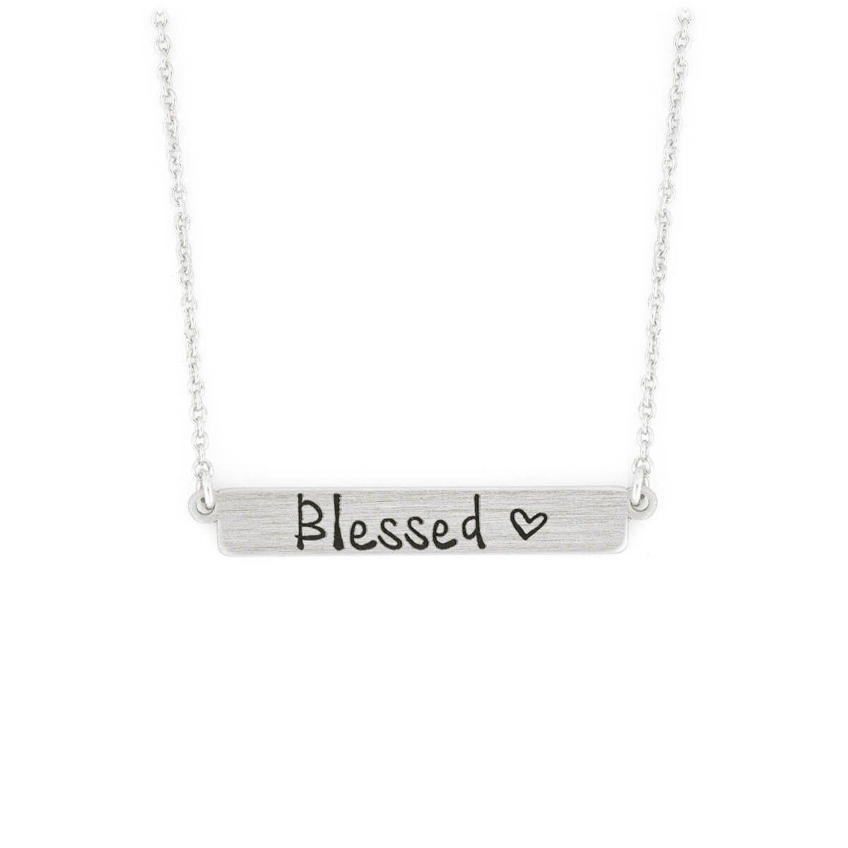"""Halskette """"Blessed"""""""