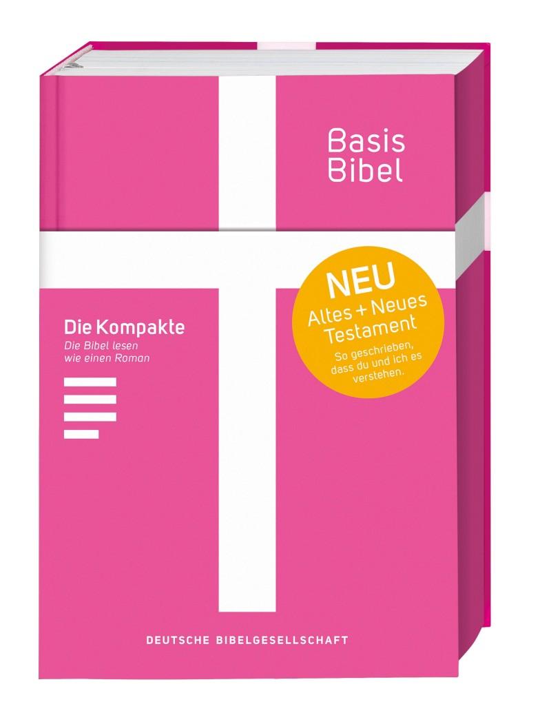 BasisBibel. Die Kompakte. Pink